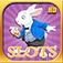 A Lucky Rabbit Slots Game - Vegas Wonderland Casino Games HD